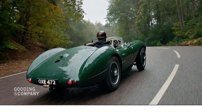 "Top Classic Cars: ""1955 Aston Martin DB3S"" (Video)"