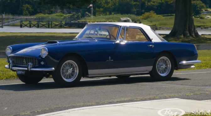 "Classic Cars: ""1959 Ferrari 250 GT Coupe""(Video)"