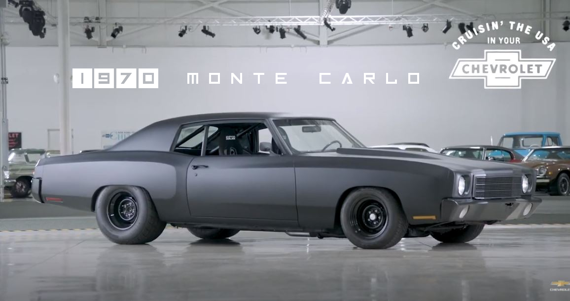 Classic Car Video 1970 Chevrolet Monte Carlo Boomers Daily