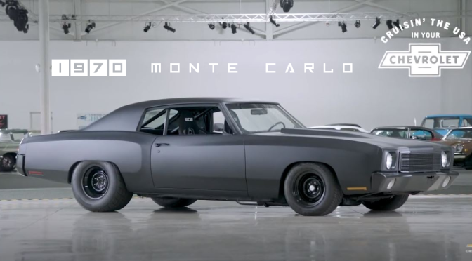 "Classic Car Video: ""1970 Chevrolet Monte Carlo"""