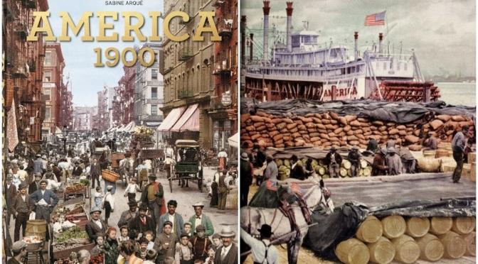 "New Photography Books: ""America – 1900"" (Taschen)"