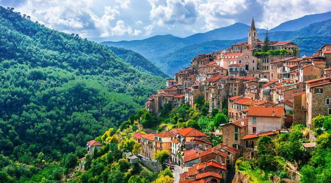 Italian Road Trips: Aosta Valley & Western Liguria