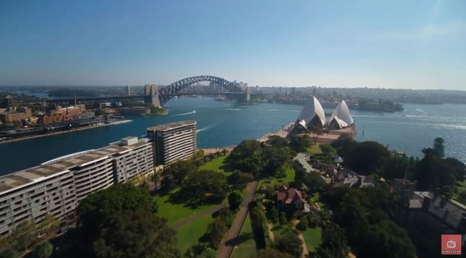 "Top New Aerial Travel Videos: ""Australia"" (2020)"