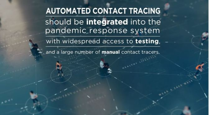 "Covid-19: The Realities Of ""Automated Contact Tracing"" (Rand Video)"