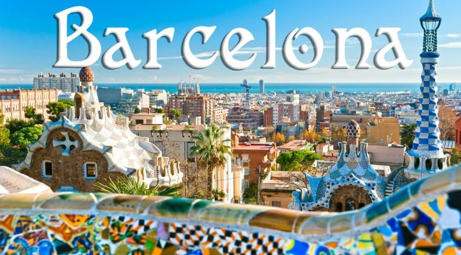 "Top New Travel Videos: ""Barcelona In 24 Hours"""