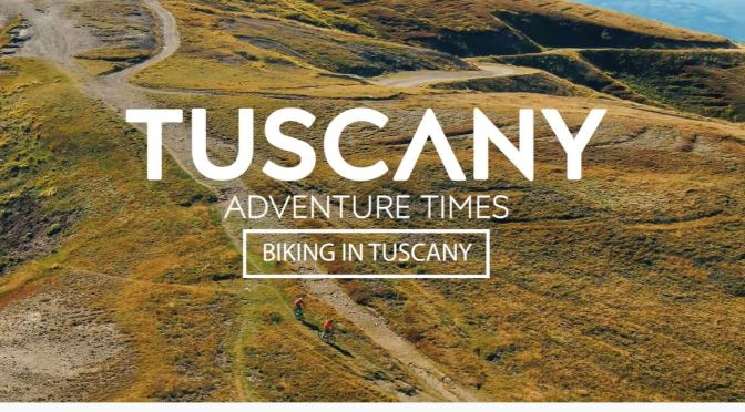 "Top New Travel Videos: ""Biking In Tuscany"" (2020)"