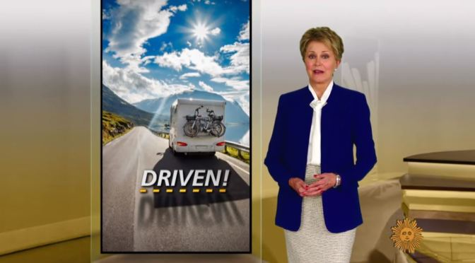 "Travel & Leisure Videos: ""Driven – The Rise Of RV's"""