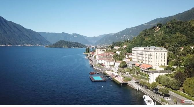 "Top Travel Tour Videos: ""Grand Hotel Tremezzo – Lake Como, Italy"" (2020)"