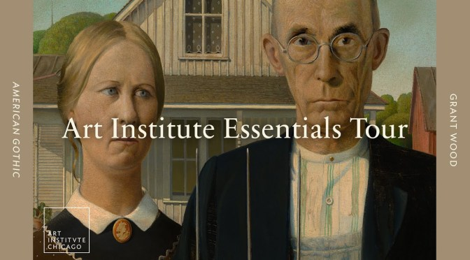 "Art Video: ""American Gothic"" By Grant Wood (Art Institute Chicago)"