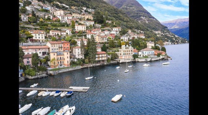 "Italian Home Video Tour: ""Moltrasio On Lake Como"""