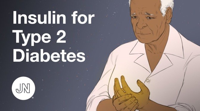 Health Video: Starting Insulin Early For Type 2 Diabetes (JAMA Network)
