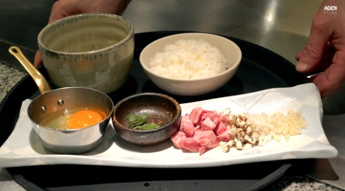 "Top Culinary Arts Videos: ""Japanese Fried Rice"" From Teppanyaki Hoen In Kyoto"