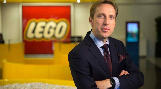 "Podcast Interviews: Lego Foundation CEO John Goodwin – ""Reimagining"""