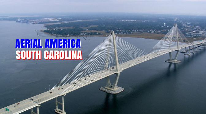 "TOP TRAVEL VIDEOS: ""AERIAL AMERICA – SOUTH CAROLINA"" (SMITHSONIAN CHANNEL)"