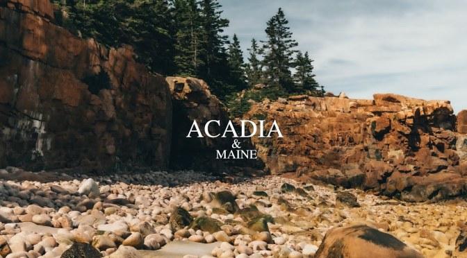 "Top New Travel Videos: ""Maine & Acadia"" (2020)"