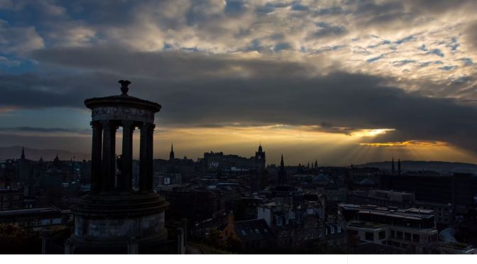 "Timelapse Travel Videos: ""My Edinburgh 2"" In Scotland By Walid Salhab"