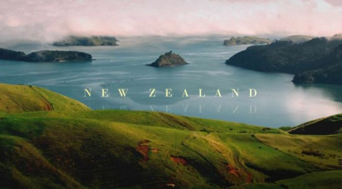 "Top New Travel Videos: ""New Zealand – North Island"" By Brian Krehbiel"