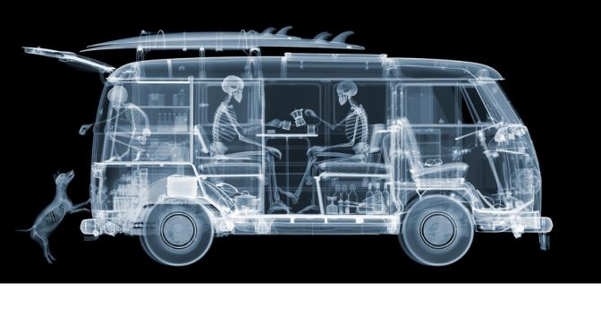 "Photographer Profiles: ""X-Ray Artist"" Nick Veasey"