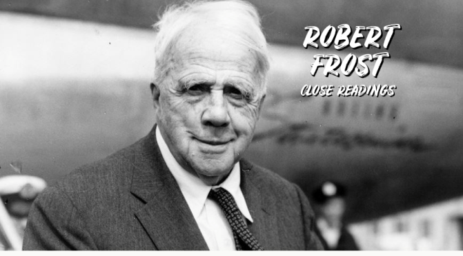 Arts & Literature: A Close Reading Of Poet Robert Frost (LRB Podcast)