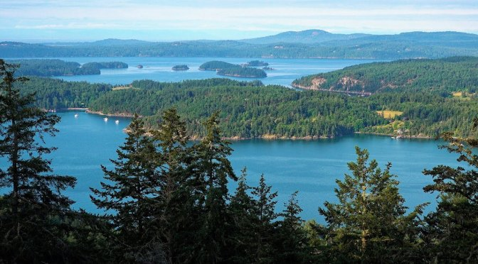 "New Travel Videos: ""Orcas Island, Washington"" (2020)"
