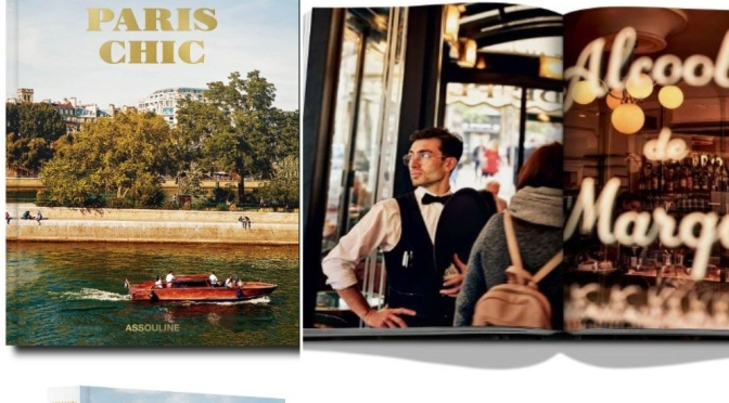 "New Photography Books: ""Paris Chic"" (Assouline)"