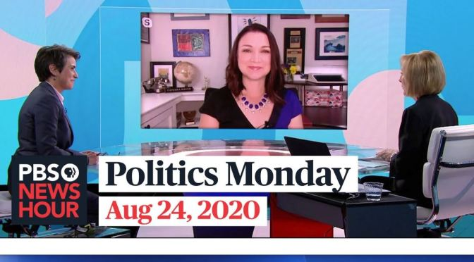 Politics Monday: Tamara Keith And Amy Walter On Convention Speeches (PBS)