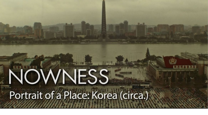 "Travel Videos: Pyongyang, North Korea – ""A Rare Look Inside At Daily Life"""