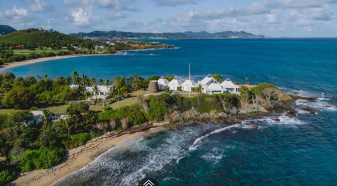 "Top Homes & Estates: ""Pyramid Point"" In St. Croix, Virgin Islands"