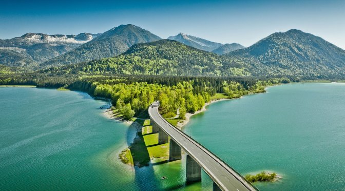 Top Road Trips In Germany: From Baden-Baden to Berchtesgaden In Bavaria