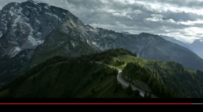"Top Road Travel Videos: ""Black Forest & Alps"" Of Southern Germany"
