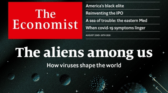 Global News: How Viruses Shape The World, Black Elites & British Missteps