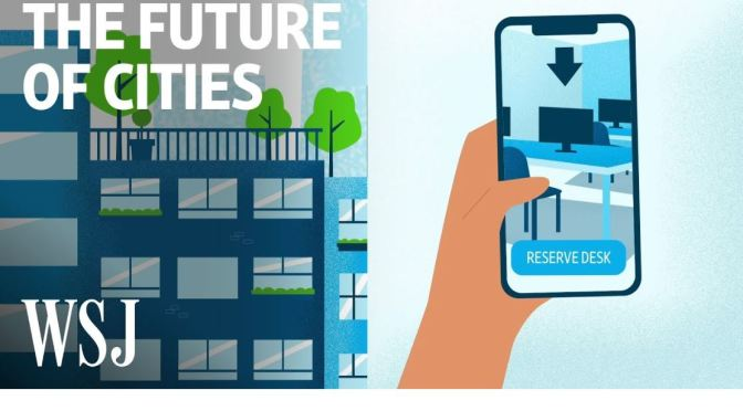 "Urban Design: ""The Future Of Cities"" (WSJ Video)"