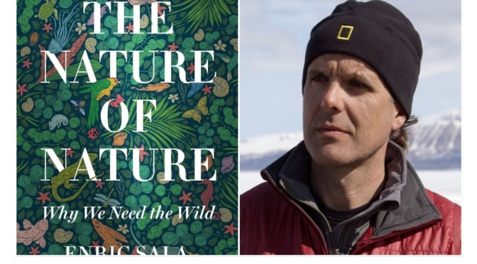 """Nature Books: """"The Nature Of Nature"""" By Enric Sala (National Geographic)"""