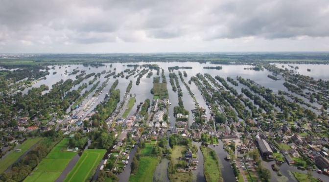 "Aerial Travel Videos: ""Netherlands In 100 Seconds"" – (NatGeo)"