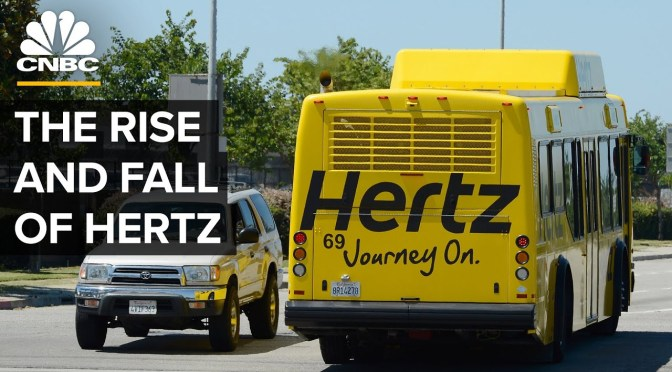 "Transportation History: ""The Rise And Fall Of Hertz"" (CNBC Video)"