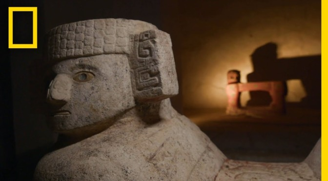 "Travel & Exploration: The Secrets Of ""Mayan Pyramid El Castillo"" (NatGeo Video)"