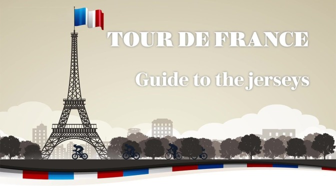 "Tour De France Videos: Guides For The ""Jerseys, Domestiques & Grimpeurs"""