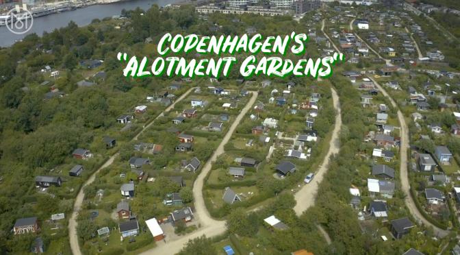 "Cities & Nature Video: The ""Alotment Gardens"" Of Copenhagen, Denmark"