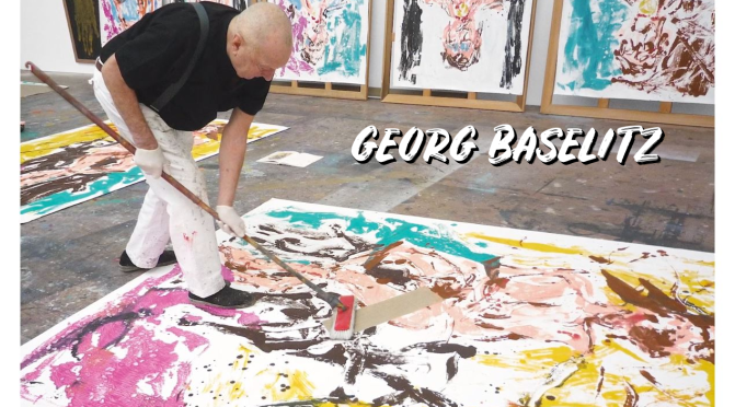 Artist Profile Videos: German Painter Georg Baselitz (Gagosian)
