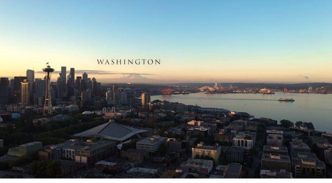 "Top New Travel Videos: ""Washington"" (2020)"