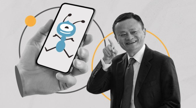 "Online Payments: What Is The Chinese App ""Alipay"" From   ""Ant""? (WSJ Video)"