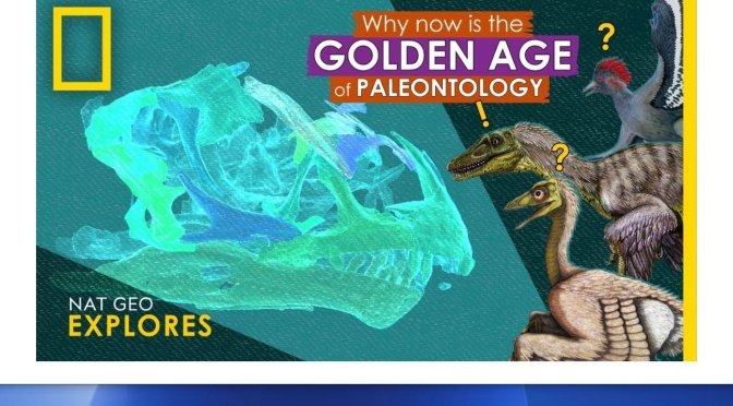 "Evolution Of Dinosaurs: ""The Golden Age Of Paleontology"" (Video)"