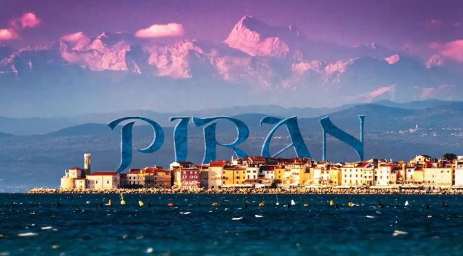 "Top New Travel Videos: ""Wonderful Piran"" In Slovenia By Studio Kairos"
