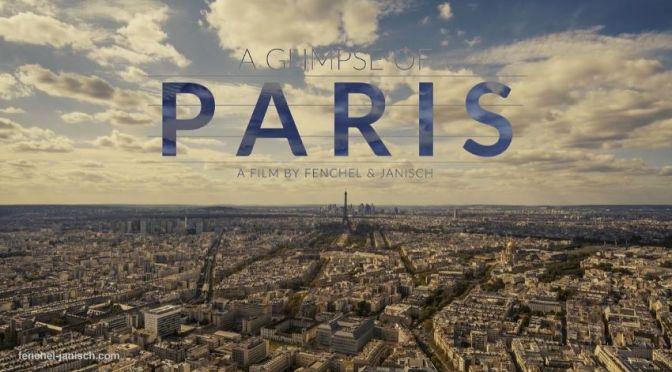 Top Travel Videos: 'A Glimpse Of Paris, France'