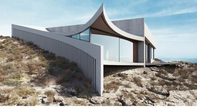 "Top Architectural Design: ""Hedonistic House"" On Aegina Island, Greece"