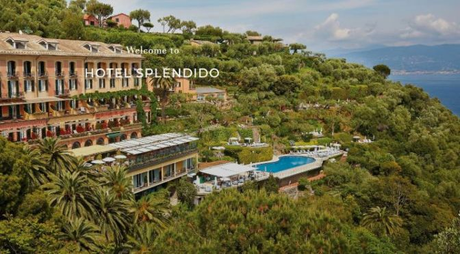"Top Hotel Video Tours: ""Hotel Splendido"" In Portofino, Italy (2020)"