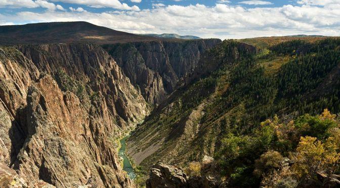"""Top New Travel Videos: """"Black Canyon – Gunnison National Park, Colorado"""""""