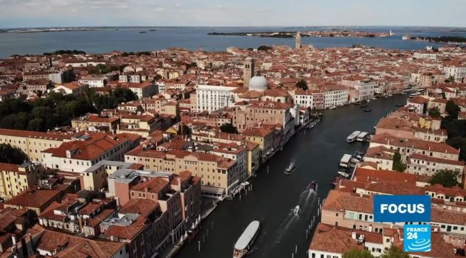 New Travel Videos: Will Venice See Mass Tourism Return Post-Lockdown?