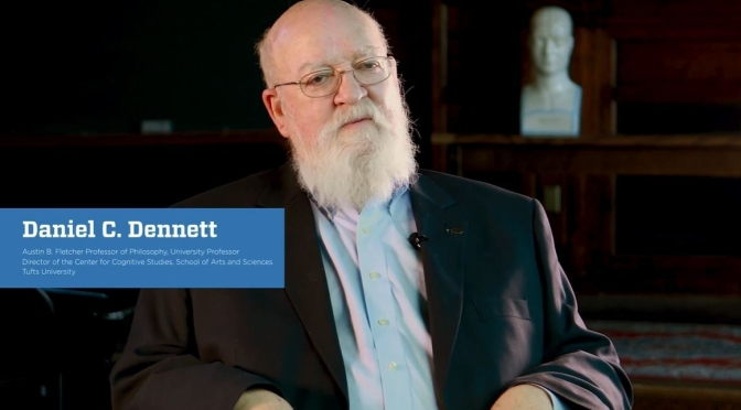 Interviews: 78-Year Old American Philosopher Daniel Dennett (Video)