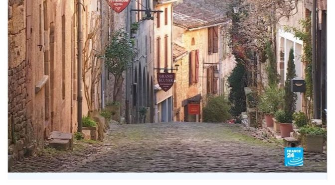 Top New Travel Videos: 'Discovering Three Of France's Prettiest Streets'